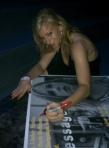 Actress Dayle Hoffmann