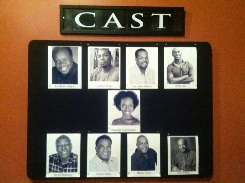 Jitney Cast