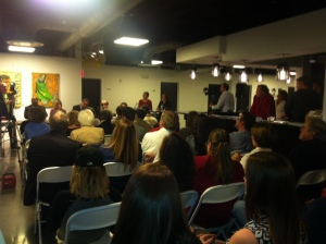 Young Advocates of Sarasota Meet the Candidates Forum