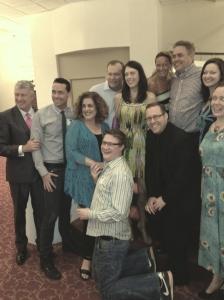 Cast and Crew of My Brilliant Divorce