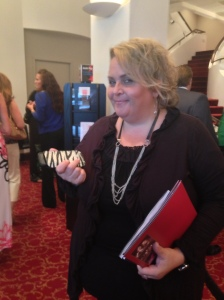 Susan Yannetti, PR Manager