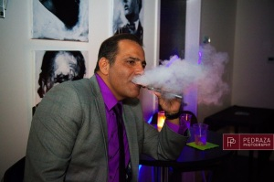 Clean Smoke Founder, Kirk Henry, vapor, e-cigarette, vape, e-liquid, blowing clouds